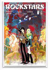 ROCKSTARS #1 - 1st Print - Full Color - Image Comics!