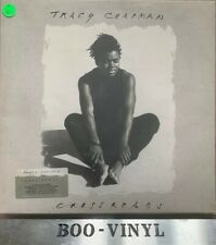 TRACY CHAPMAN - CROSSROADS VINYL ALBUM LP  NEAR MINT + INSERT