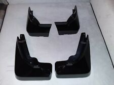 New OEM Splash Guards Front and Rear for Chevrolet Camaro (4pcs)