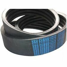 D&D PowerDrive 8V2040/02 Banded Belt  1 x 204in OC  2 Band