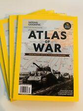National Geographic Magazine 2020 Atlas of Roman World 30 Maps Inside E829