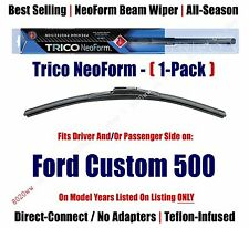 Super Premium NeoForm Wiper Blade (Qty 1) fits 1969-1970 Ford Custom 500 - 16190