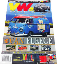 VW Magazine Nov 2010 -Jan 2011  Issue 28 - BEETLE BUG BUS KOMBI VW CAMPER