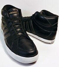 2009 Adidas x David Beckham High-Top Sneakers Black G30608 Men's Size 11.5