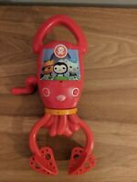 Fisher-Price Octonauts Spin and Suds Squid - Bath Bubbler Bathtime Fun Toy