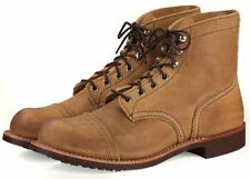 Red Wing Iron Ranger Boot In Muleskinner Leather RRP £269