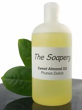 Sweet Almond Oil 500ml Natural Massage Carrier Oil Cold Pressed 100% Pure
