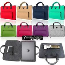 "Soft Felt Carry Bag Sleeve Case For 14"" 15"" Dell Latitude/Inspiron Laptop Note"
