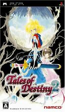 Used PSP Tales of Destiny 2  Japan Import ((Free shipping))