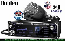 Uniden Bearcat 980 SSB 40 Channel CB Radio Single Sideband Weather 7ColorLCD HAM