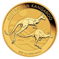 100 Dollar Australia 2018 BU - 1 OZ Gold Kangaroo 2018