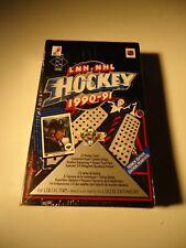1990-91 Upper Deck NHL Hockey FRENCH !! 1st Edition Factory Sealed Wax Box