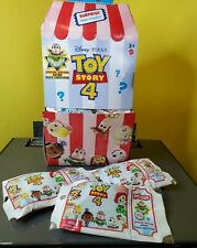 NEW Pack of (3) Disney Toy Story 4 Special Edition Minis Blind Bag Unopened*NEW*