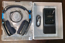Astro A50 Wireless Gaming Headset + Base Station for PS4/PC Blue Complete in Box