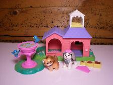 Vintage Littlest Pet Shop Garden Tag Pets 1995 Kenner