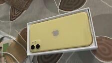 Apple iPhone 11 - 256GB - Yellow (Unlocked) A2221 (CDMA + GSM)