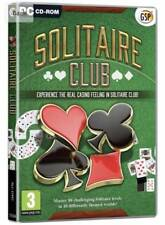 Solitaire Club preparatevi per Las Vegas-SOLITARIO E CASINO 'esperienza di carta-NUOVO