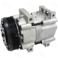 For Ford Explorer Ranger A/C Compressor with Clutch Four Seasons 58132