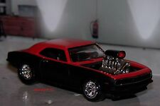 1968 68 CHEVY CAMARO 1/64 SCALE DIECAST COLLECTIBLE MODEL DIORAMA OR DISPLAY