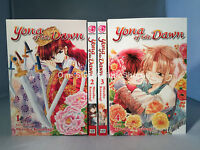 Yona of the Dawn manga volumes 1-20 paperback english new graphic novel