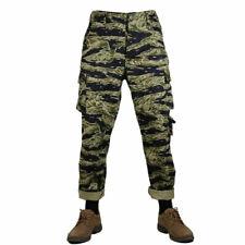 Vietnam War US Army Tiger Stripe Camo TCU Trousers Cotton Size M