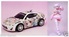 Super Sonico Itasha Japan Anime Custom RC & Race Queen Figure Gloomy Bear BIN