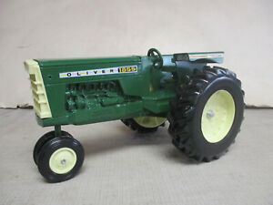 """Scale Models Oliver Model 1855 Toy Tractor """"1987 National Show"""" 1/16 Scale"""