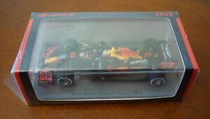 Spark 1/43 Max Verstappen Red Bull RB16 F1 70th Anniversary Win GP 2020 (S6479)