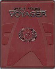 Star Trek Voyager Staffel 6 Hartbox (7 DVD`s) Deutsche Ausgabe ohne Bandarole