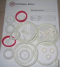 1980 Gottlieb Buck Rogers Pinball Machine Rubber Ring Kit