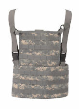 Rack Vest - ACU ARMY Digital MOLLE by TRU SPEC for Airsoft Painball Military