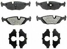 ACDelco 17D279M Rear Semi Metallic Brake Pads