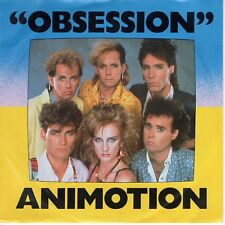 7inch OBSESSION animotion HOLLAND 1984 EX SYNTH-POP  (S1085)