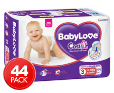 BabyLove Crawler Nappies 6-11kg 44 Pack