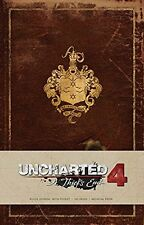 Uncharted Hardcover Ruled Journal (Insights Journals) New Journal Book Naughty D