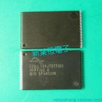 1X CYPRESS SEMICONDUCTOR S29JL064J55TFI000 FLASH MEMORY, 64MBIT, TSOP-48