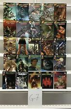 Army Of Darkness  Dynamite 25 Lot Comic Book Comics Set Run Collection Box