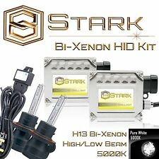 Stark 35W Bi-Xenon HID HiLo Headlight Mini Kit - H13 9008 - 5K 5000K White