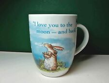 Konitz Porcelain Mug Cup To The Moon & Back Rabbits How Much I Love You Germany