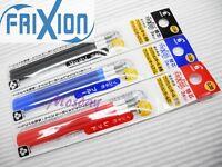 Pilot Frixion LFBTRF30UF 0.38mm Erasable Roller Ball Pen, 3 Colors available