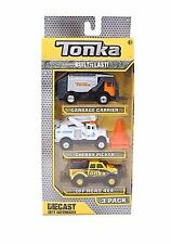NEW TONKA DIECAST CITY DEFENDERS TOY TRUCKS 3 PACK 07419
