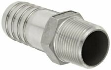 """New listing Banjo Hb075-100Ss Stainless Steel 316 Hose Fitting, Adapter, 3/4"""" Npt Male x ."""