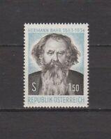 33868) Austria 1963 MNH Hermann Bahr 1v Scott #705
