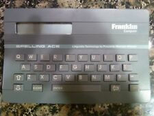 Franklin Computer Spelling Ace with Linguistic Technology Merriam-Webster Sa-98