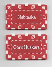 Nebraska Cornhuskers   Card Guard