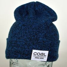 2018 NWOT COAL HEADWEAR BASIC SNOWBOARD BEANIE $24 Heather Blue