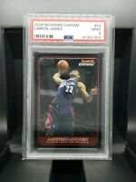 2006 LeBron James Bowman Chrome #22 PSA 9 Mint Cavaliers Lakers 🏀📈 [Not BGS]