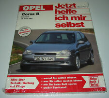 Reparaturanleitung Opel Corsa B ECO Swing Joy Sport GSI ab Baujahr 1993 NEU!