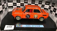 EXTREMELY RARE!! Revell NSU TT CUP Jagermeister 1/18 (5678)