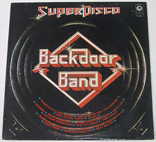 Philippines BACKDOOR BAND Superdisco OPM LP Record